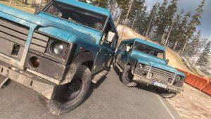 خودروهای موجود در بازی call of duty warzone