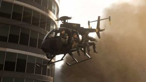 helicopter in call of duty warzone