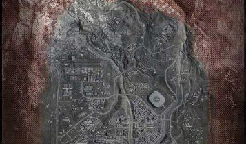 نقشه بازی کال آف دیوتی warzone